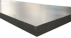 SilverGlo™ crawl space wall insulation available in Tomball